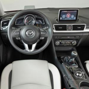 Mazda3Interior