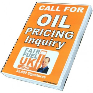 RHACallForOilPricingInquiryPetition