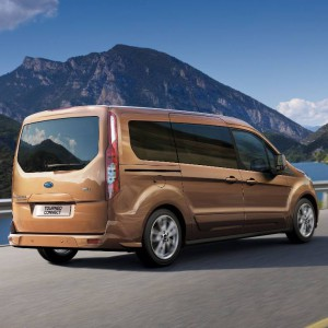 Ford Tourneo Connect-Ford-Tourneo Connect-new car