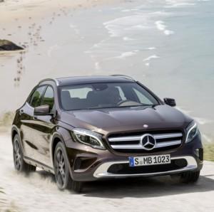 Mercedes-BenzGLA-Class