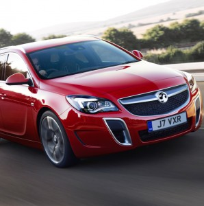 Vauxhall Insignia VXR SuperSport-Vauxhall-Vauxhall Insignia-Insignia-fleet car