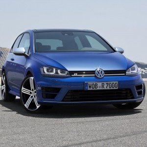 VolkswagenGolfR
