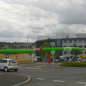 Asda-petrol station-fleet news