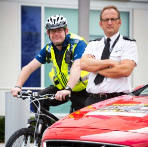 Greater Manchester Police-GMP-cycling-Volvo