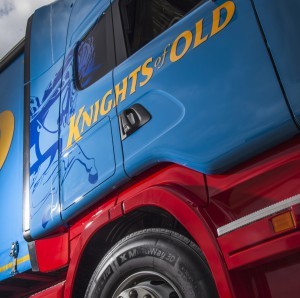 Knights of Old-Michelin-Michelin tyres-tyre-fleet news
