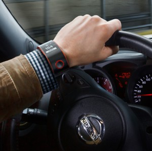 Nismo-smartwatch-Nissan-Nissan Nismo-fleet software