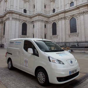 Nissan e-NV200-new Nissan-new e-NV200- new Nissan e-NV200-fleet cars