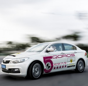 Qoros 3 Sedan-new Qoros-new Qoros 3 Sedan-fleet cars