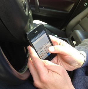 Texting-driving-fleet news