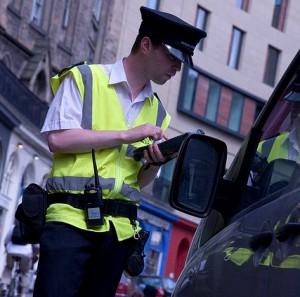 Traffic warden-fleet news