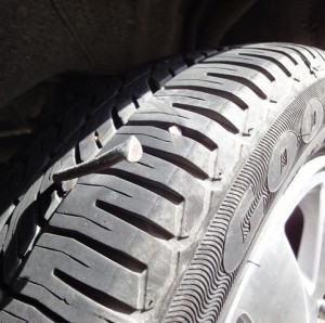 Tyre puncture-puncture-tyre-fleet news