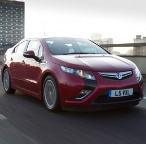 Vauxhall Ampera-Vauxhall-Ampera-fleet cars