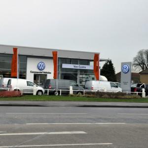 Volkswagen-Volkswagen Commercial Vehicles-Volkswagen CV-vehicle fleet