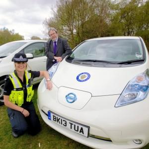 West Midlands Police-Nissan Leaf-Nissan-Leaf-fleet cars