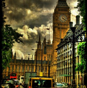 LondonTrafficBigBen