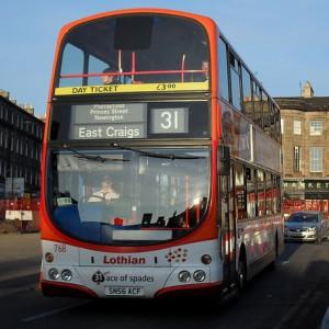 Lothian Buses-bus-bus fleet