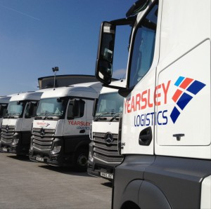 Yearsley Logistics-fleet news
