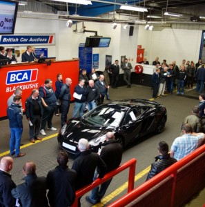 British-Car-Auctions-BCA-McLaren-fleet-cars