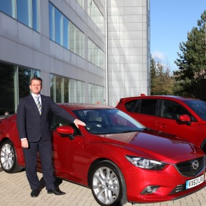 Jeremy-Thomson-Mazda-UK-fleet-jobs