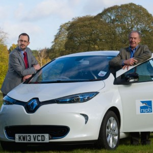 RSPB-Renault-Zoe-fleet-news