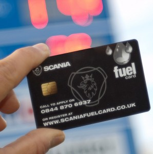 Scania-Fuel-Card