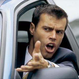 Angry-driver-fleet-news