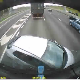 HGV-crash-dash-cam-Smart-Witness-M25-fleet-news