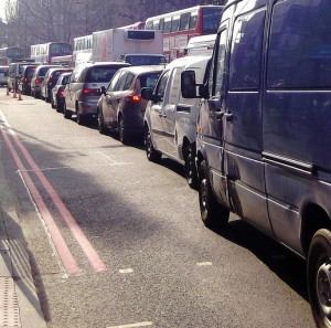 London-traffic-jam-fleet-news