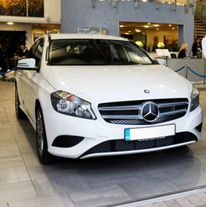 39 unprecedented achievement 39 mercedes benz smash uk sales for Barrier mercedes benz