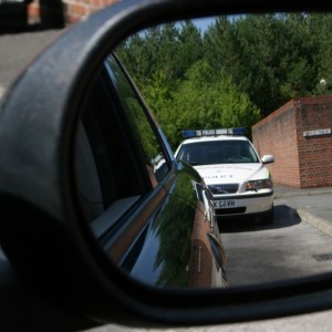 Police-wing-mirror-stopping-fleet-news