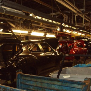 Car-manufacturing-Nissan-Sunderland-fleet-news
