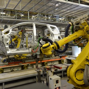 Car manufacturing-production line-Nissan Note-Nissan-new Nissan-new Note-new Nissan Note