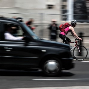 Cyclist-London-taxi-fleet-news