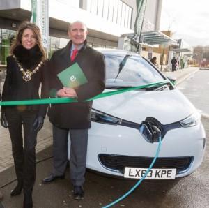 E-Car-Club-University-of-Hertfordshire-Renault-Zoe-fleet-news