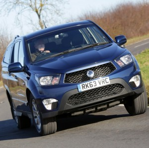 Ssangyong-Korando-Sports-new-fleet-cars