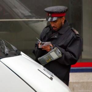 Traffic-warden-parking-fine-fleet-news