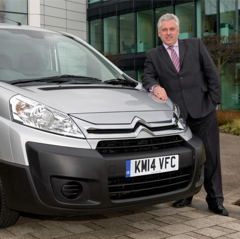 Jeremy-Smith-Citroen-UK-fleet-jobs