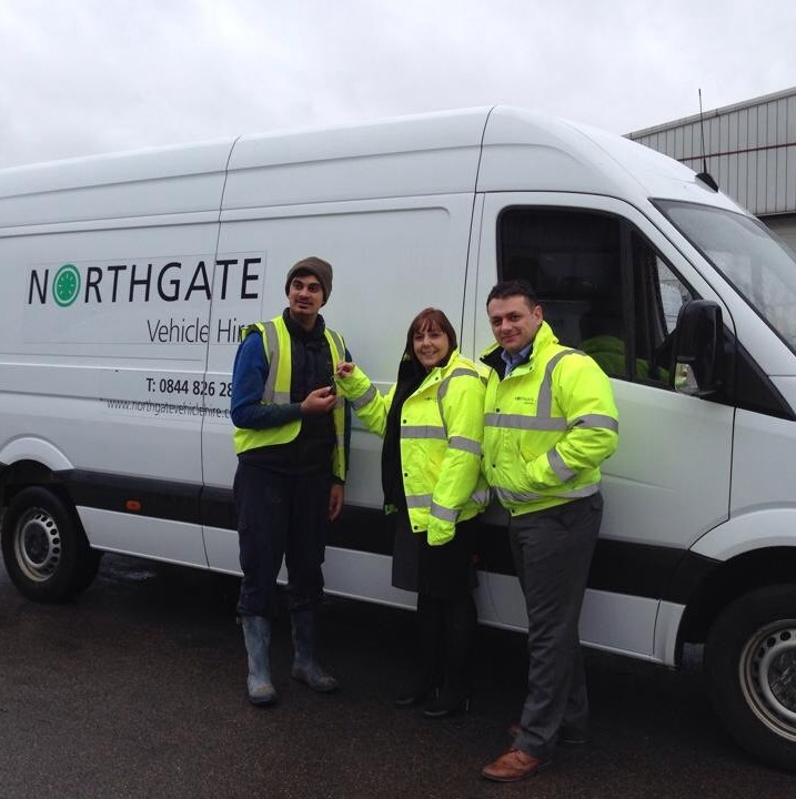 Northgate-Vehicle-Hire-Surrey-flood-fleet-news