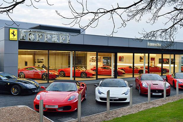 Ferrari-Colchester-Lancaster-day-fleet-news-dealership