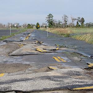 Flood-damaged-road-U.-S.-Fish-and-Wildlife-Service-Northeast-Region-fleet-news