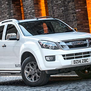 Isuzu-D-Max-Blade-new-fleet-cars