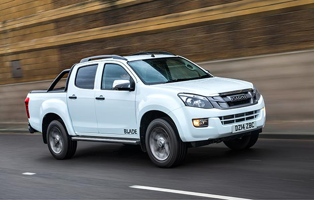 Isuzu-D-Max-Blade-side-1-new-fleet-cars