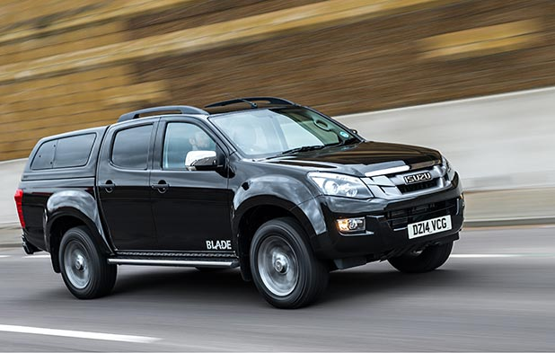 Isuzu-D-Max-Blade-side-new-fleet-cars