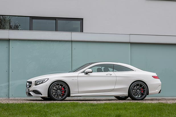Mercedes-Benz-S-63-AMG-Coupe-side-new-fleet-cars