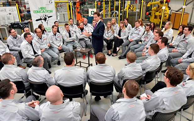 Nick-Clegg-Manufacturing-Nissan-side-fleet-news