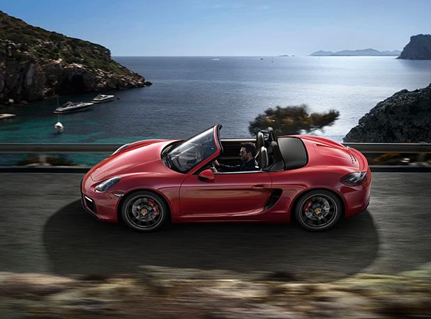 Porsche-Boxster-GTS-side-new-fleet-cars