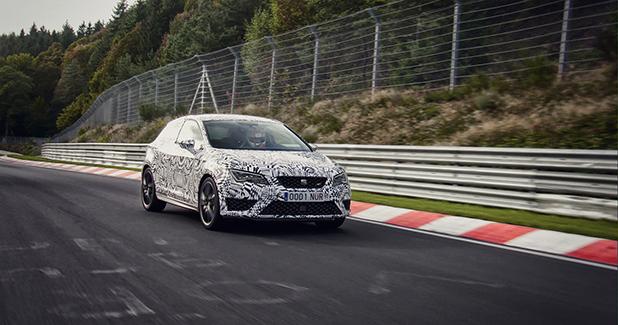 Seat-Leon-Cupra-280-Nurburgring-front-fleet-cars
