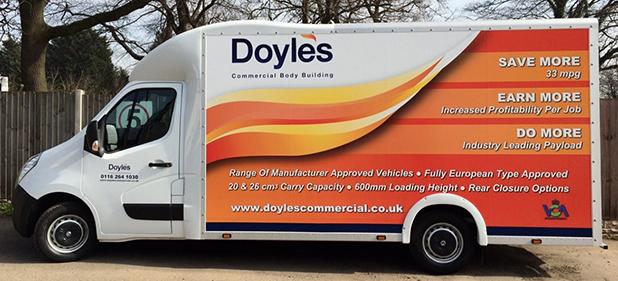 Doyle's-fleet-news