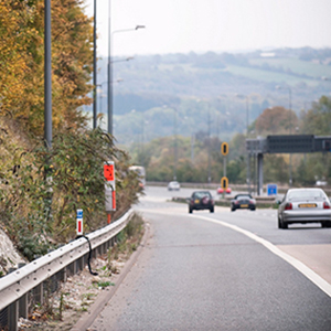Hard-shoulder-motorway-M25-fleet-news