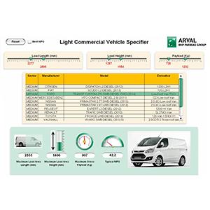 Arval-LCV-Specifier